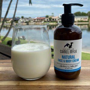 Camel Milk Face & Body Cream